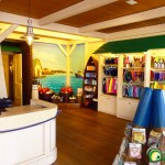 gallerie: interni struttura parco divertimenti