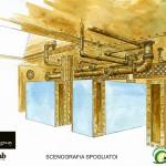 gallerie: rendering spogliatoi